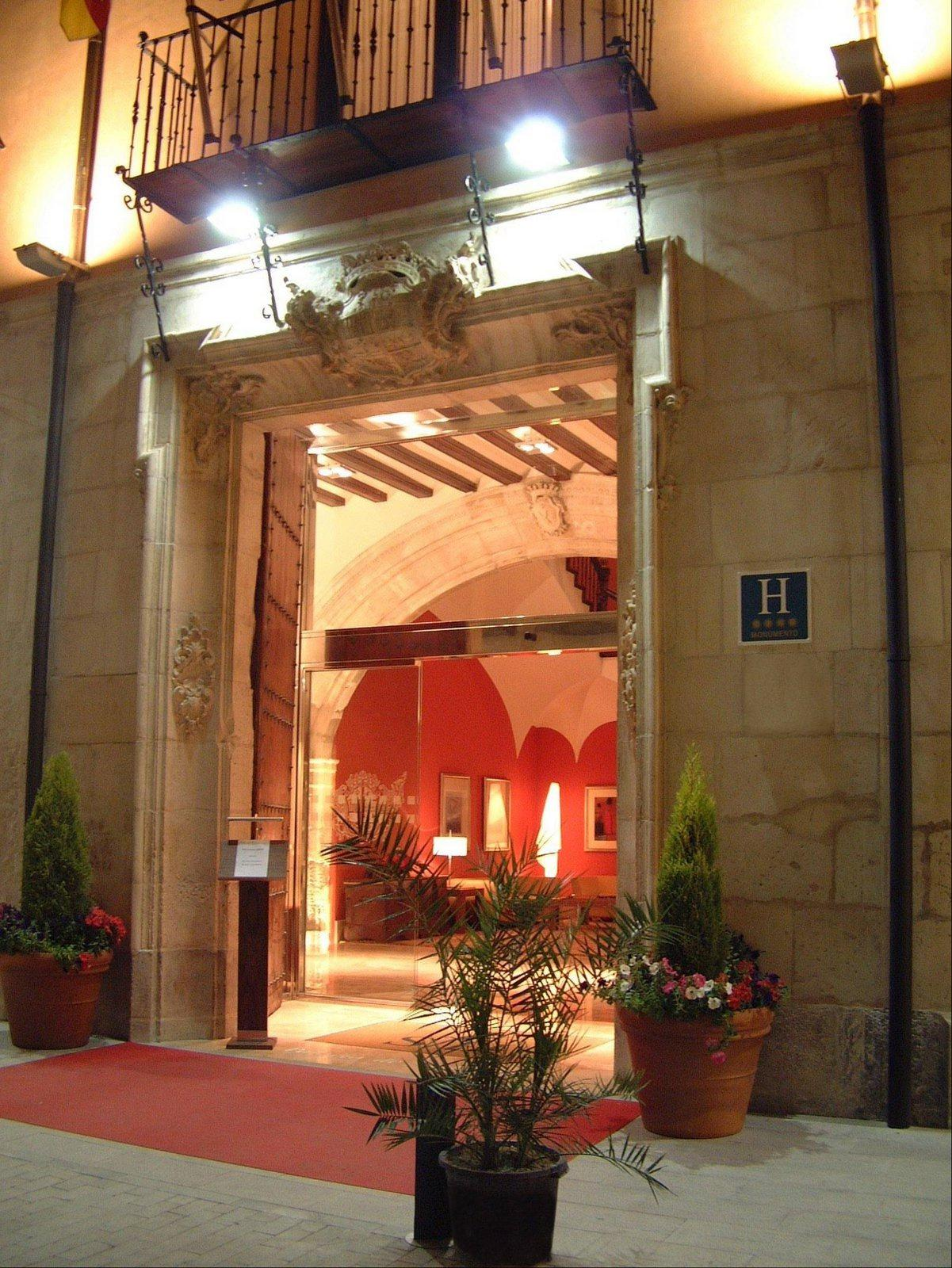 Melia Palacio de Tudemir Boutique Hotel