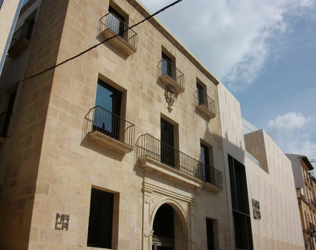 Museo de Arte Contemporáneo de Alicante. (MACA)