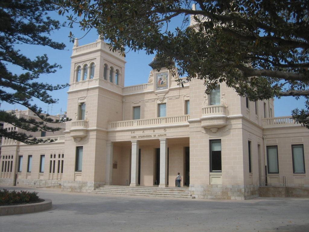 Museo Aqueológico de Alicante